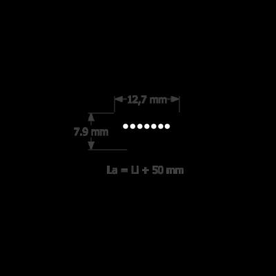 4L fűnyírószj profilméretek