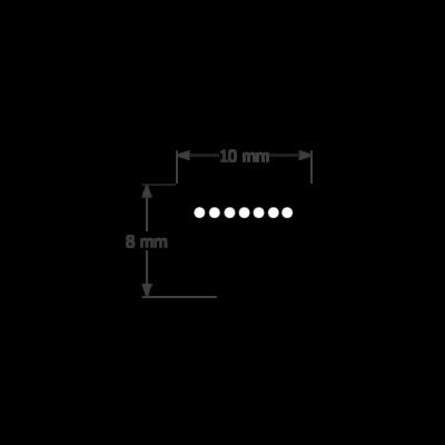 AVX10 profilú ékszíj