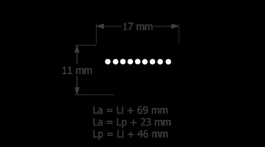 17-es profilú ékszíj különböző hosszúságokban - Általános ékszíjak df5aeaaaa2